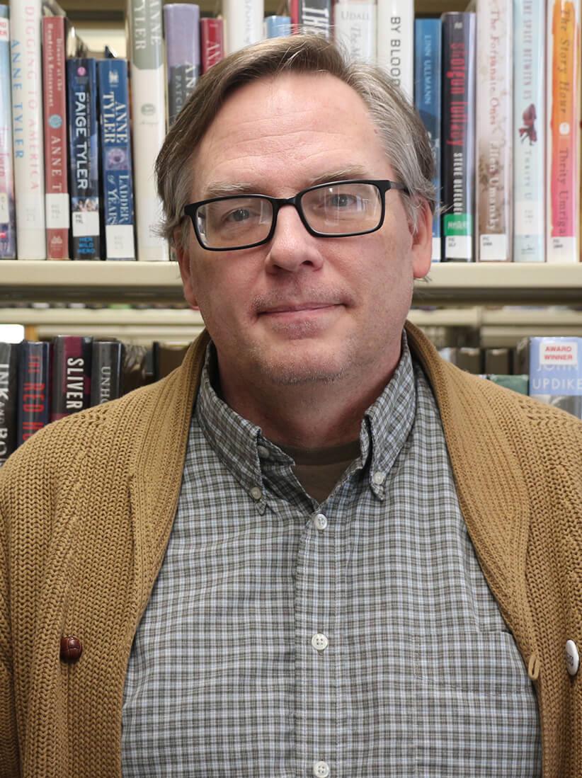 Anthony Barger, Archivist