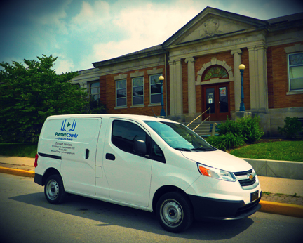 Filtered Outreach Van Small