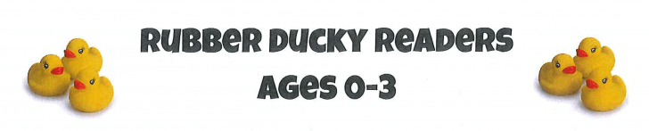Rubber Ducky Readers