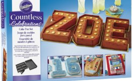 Photo of Wilton Countless Celebrations Cake Pan box